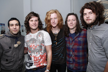 """Hunter Thomsen We The Kings """"Smile Kid"""" Album Release Party"""