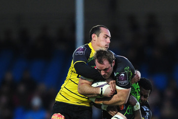 Kini Murimurivalu Exeter Chiefs  v  La Rochelle - European Rugby Challenge Cup