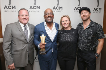 Kip Moore 12th Annual ACM Honors - Backstage And Audience