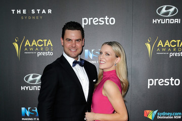 Kirby Burgess 5th AACTA Red Carpet Arrivals Presented by Presto