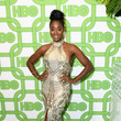 Kirby Howell-Baptiste HBO's Official Golden Globe Awards After Party - Red Carpet