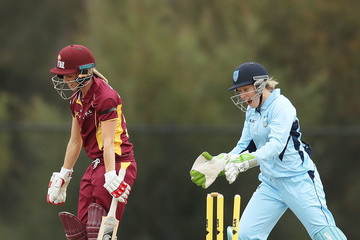 Kirby Short WNCL - NSW v QLD