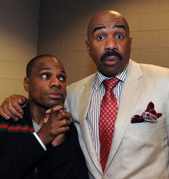 Kirk Franklin And Steve Harvey Tour