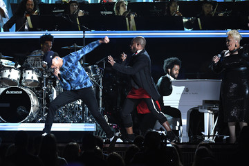 Kirk Franklin The 59th GRAMMY Awards - Show