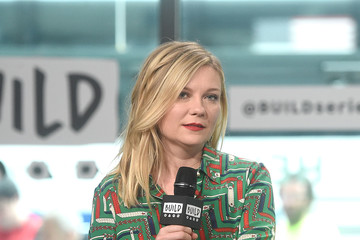 Kirsten Dunst Build Presents Sofia Coppola and Kirsten Dunst Discussing Their New Movie 'The Beguiled'