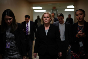 Kirsten Gillibrand Sen. Gillibrand and Rep. Cohen Discuss Regulations That Aim to Make Semi-Trailer Safer in Accidents