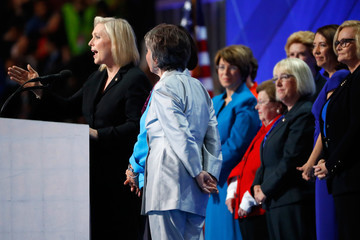 Kirsten Gillibrand Democratic National Convention: Day Four
