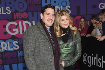 Kirstie Alley 'Girls' Season 4 Premiere in NYC
