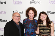 Rhea Perlman and Lucy DeVito Photos Photo