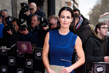Kirsty Gallacher TRIC Awards - Red Carpet Arrivals
