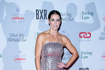 Kirsty Gallacher 2018 Float Like A Butterfly Ball - Red Carpet Arrivals