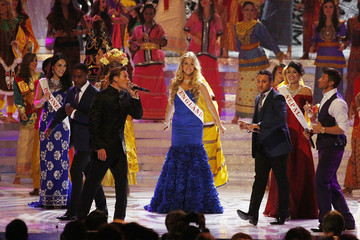 Kirsty Heslewood Miss World 2013 Final