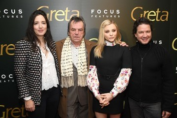 Kiska Higgs 'Greta' New York Screening