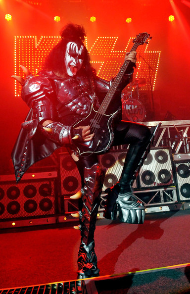 Gene simmons research paper