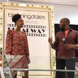Kissy Simmons Bloomingdale's Celebrates New York City With Opening Night At Bloomingdale's 59th Street Event