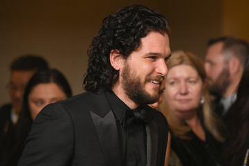 Kit Harington 75th Annual Golden Globe Awards - Press Room
