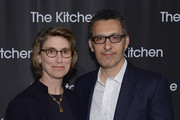 Katherine Borowitz and John Turturro attend the Kitchen Spring Gala Benefit 2014 at Cipriani Wall Street on May 22, 2014 in New York City.