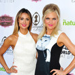 Elaine Hendrix and Katie Cleary