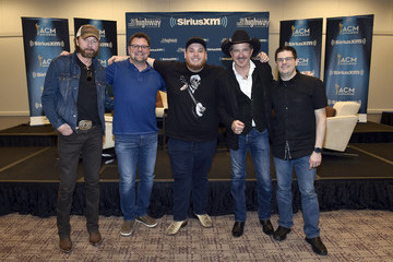 Kix Brooks SiriusXM's The Highway Channel Broadcasts Backstage Leading Up To The ACMs