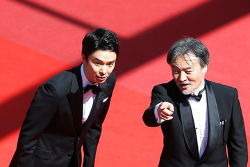 Kiyoshi Kurosawa 'How to Talk to Girls at Parties' Red Carpet Arrivals - The 70th Annual Cannes Film Festival