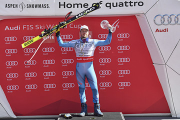 Kjetil Jansrud Audi FIS Alpine Ski World Cup - Men's and Women's Super G