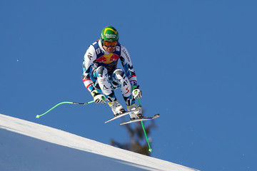 Klaus Kroell Audi FIS Alpine Ski World Cup - Men's Downhill