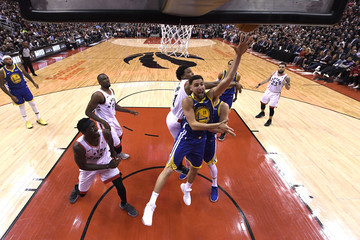Klay Thompson 2019 NBA Finals - Game One