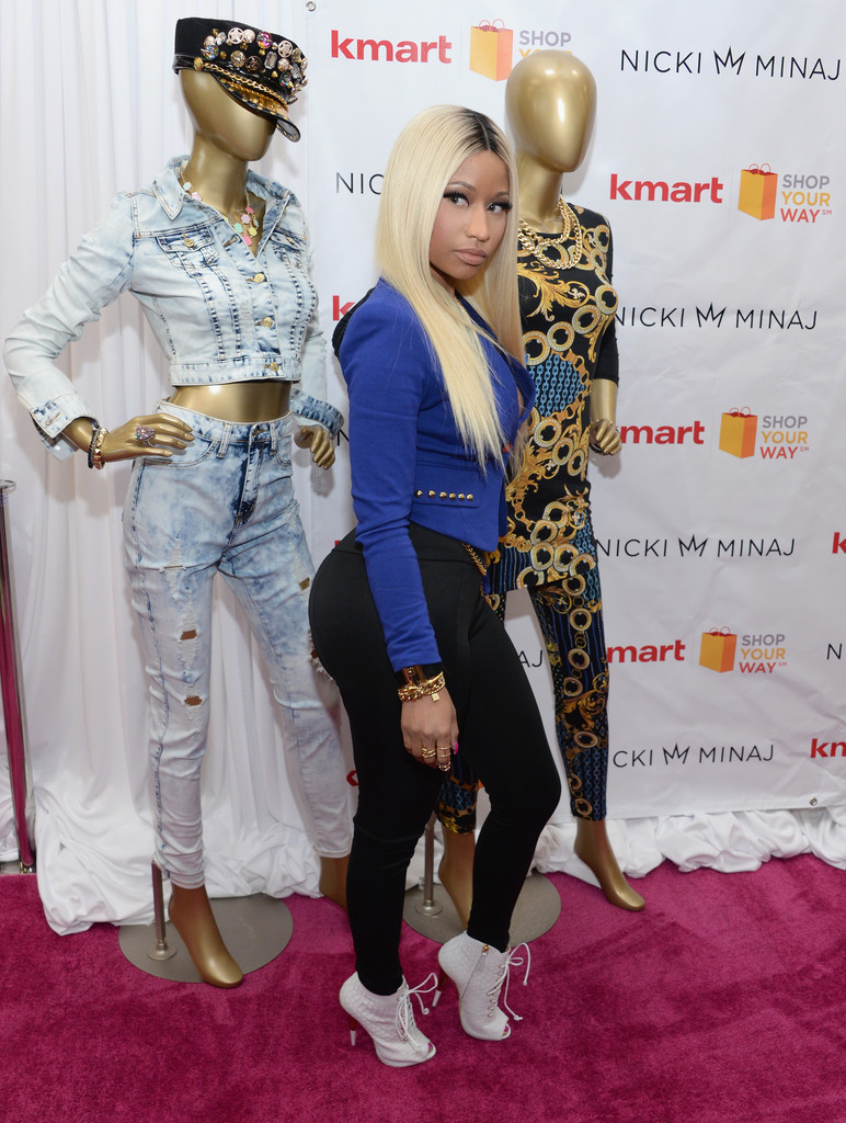 Feb 26,  · Kmart's partnership with Nicki Minaj has come to a close, the retailer confirms, after news that the rapper's apparel line was discontinued in stores circulated on .
