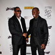 R. Kelly and Tyrese Gibson