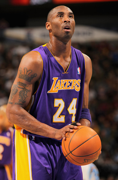 Kobe bryant photos photos los angeles lakers v denver nuggets zimbio los angeles lakers v denver nuggets voltagebd Images