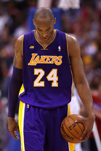 Kobe Bryant - Los Angeles Lakers v Los Angeles Clippers