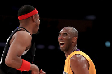 kobe bryant paul pierce los angeles clippers v los angeles lakers - Paul Pierce Halloween