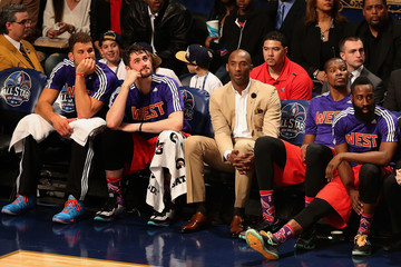 Kobe Bryant NBA All-Star Game 2014