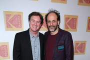 (L-R) Kodak President of Motion Picture and Entertainment Steve Bellamy and Luca Guadagnino attend the Kodak Motion Picture Awards Season Celebration on March 1, 2018 in Los Angeles, California.