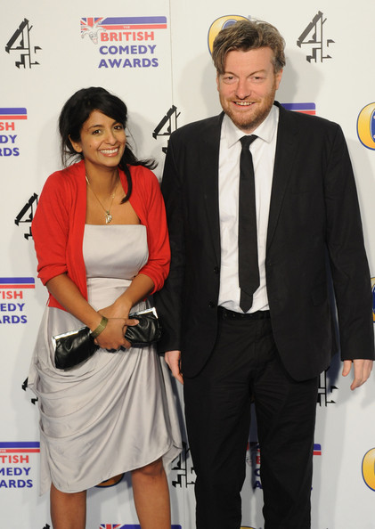 Konnie Huq and charlie brooker wedding