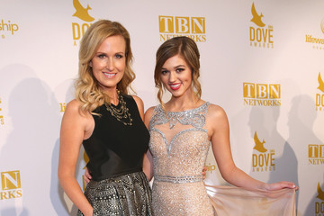 Korie Robertson 46th Annual GMA Dove Awards - Arrivals