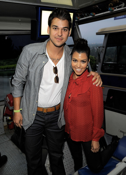 Kourtney Kardashian Television personalities Rob Kardashian and Kourtney Kardashian attends 'City of Hope' honoring Shelli and Irving Azoff with the 2011 Spirit Of Life Award at Universal Studios Hollywood on May 7, 2011 in Universal City, California..