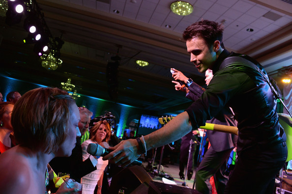 Kris Allen Photos Photos 140th Kentucky Derby
