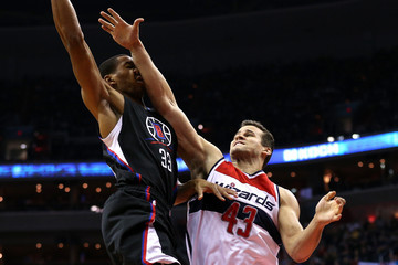 Kris Humphries Los Angeles Clippers v Washington Wizards