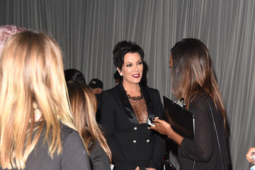 Kris Jenner Rihanna's 1st Annual Diamond Ball Benefitting The Clara Lionel Foundation (CLF) - Arrivals