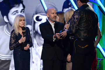 Krist Novoselic Rock and Roll Hall of Fame Induction Show