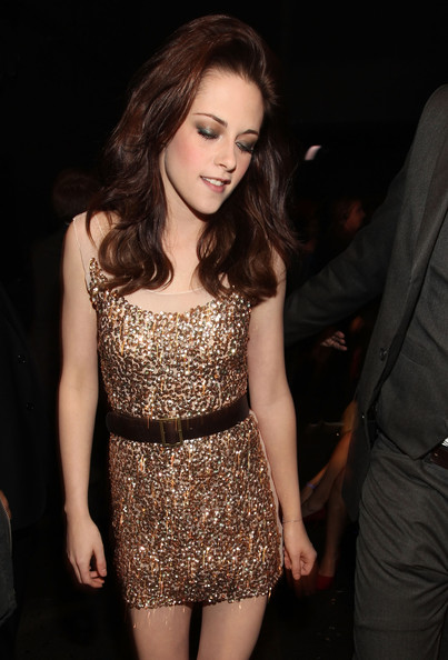 Kristen Stewart Actress Kristen Stewart attends the 2011 People's Choice