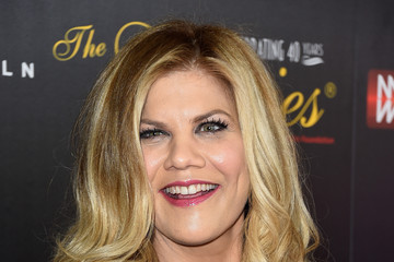 Kristen Johnston 40th Anniversary Gracies Awards - Arrivals