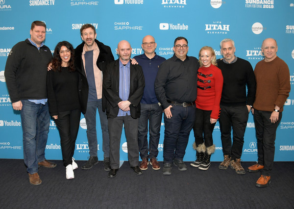 2019 Sundance Film Festival - 'State Of The Union' Premiere [state of the union,social group,event,team,company,employment,premiere,jan diedrichsen,president,programming innovation,l-r,amc entertainment networks,entertainment networks,sundance,sundance film festival]