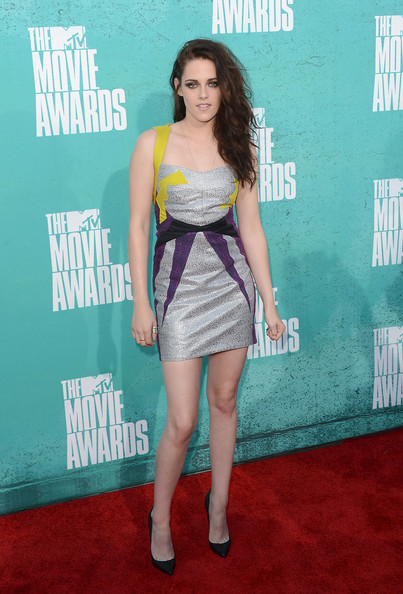 Kristen Stewart - 2012 MTV Movie Awards - Arrivals