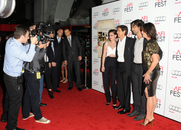 "Kristen Stewart - AFI FEST 2012 Presented By Audi - ""On The Road"" Premiere - Arrivals"