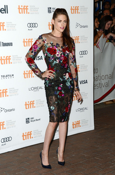 "Kristen Stewart - ""On The Road"" Premiere - Arrivals - 2012 Toronto International Film Festival"