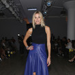 Kristen Taekman Livari by Alysia Reiner, Claudine De Sola & Tabitha St. Bernard-Jacobs - Front Row - September 2017 - New York Fashion Week: Style360