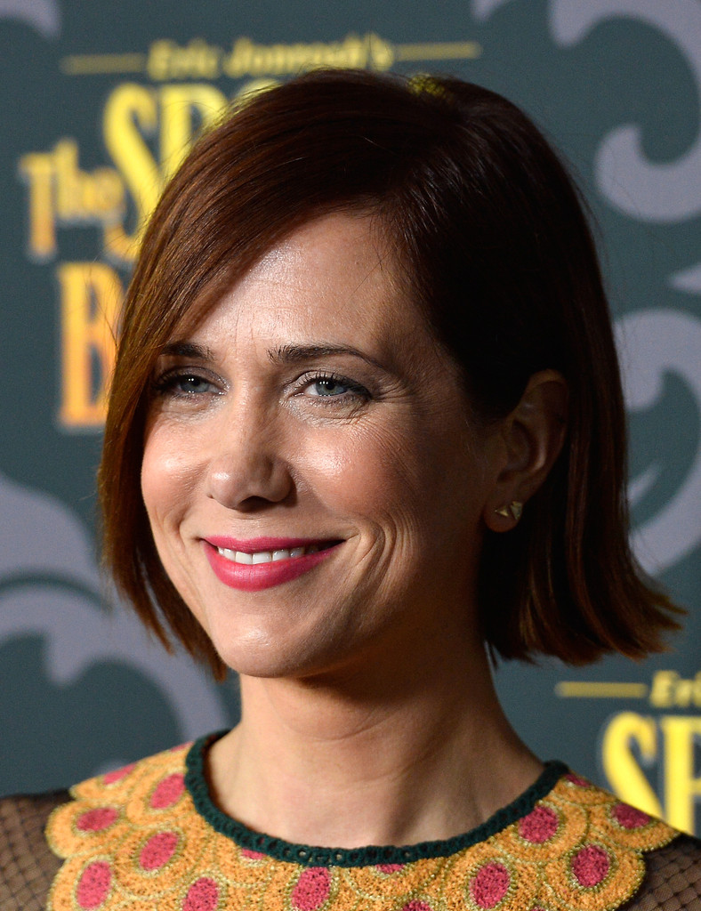 Kristen Wiig Gets A Bob And We Swoon Celebrity Hair Livingly