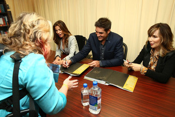 Kristian Alfonso Galen Gering 'Days of Our Lives' Book Signing - Barnes and Noble 5th Avenue